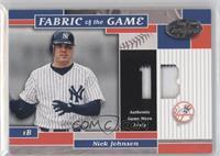 Nick Johnson /50