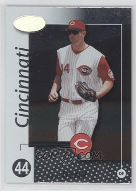 2002 Leaf Certified Samples Silver #20 - Adam Dunn