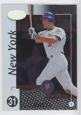 2002 Leaf Certified Samples Silver #92 - Mike Piazza