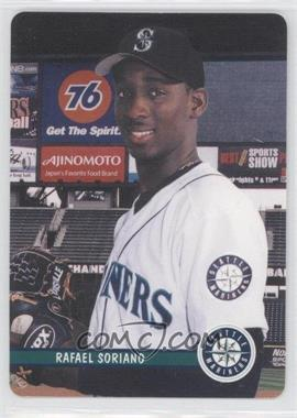 2002 Mother's Cookies Seattle Mariners Stadium Giveaway [Base] #27 - Rafael Soriano