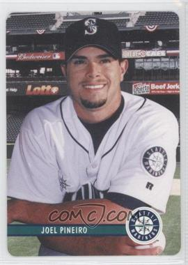 2002 Mother's Cookies Seattle Mariners Stadium Giveaway [Base] #38 - Joel Pineiro