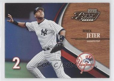 2002 Playoff Piece of the Game - [Base] #12 - Derek Jeter