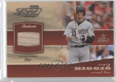2002 Playoff Piece of the Game - Materials #POG-16 - Craig Biggio