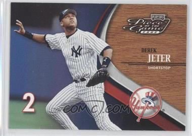 2002 Playoff Piece of the Game [???] #12 - Derek Jeter