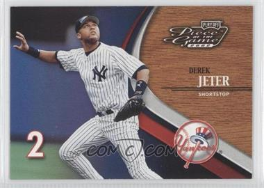 2002 Playoff Piece of the Game #12 - Derek Jeter