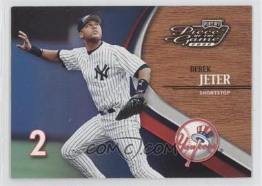 2002 Playoff Piece of the Game #12 - Derek Jeter