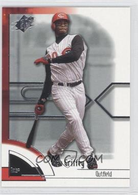2002 SPx - [Base] #85 - Ken Griffey Jr.