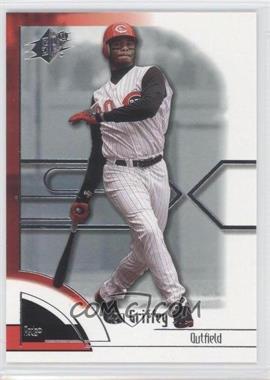 2002 SPx #85 - Ken Griffey Jr.