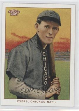 2002 Topps 206 #174 - Johnny Evers