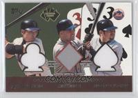 Tsuyoshi Shinjo, Mike Piazza, Edgardo Alfonzo