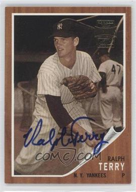 2002 Topps Archives [???] #TAA-RT - Ralph Terry