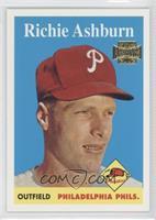 Richie Ashburn