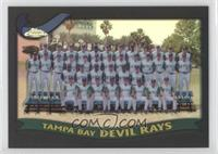 Tampa Bay (Devil) Rays Team /50