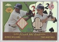 Bernie Williams, Tino Martinez