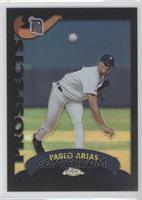 Pablo Arias /50