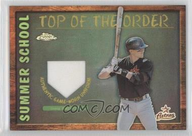 2002 Topps Chrome Summer School Top of the Order Refractor #TOC-8 - Craig Biggio