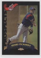 Henry Pichardo /100