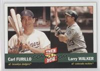 Carl Furillo, Larry Walker