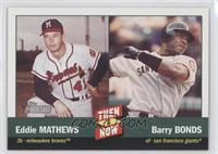Eddie Mathews, Barry Bonds