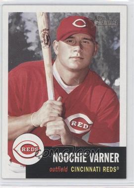 2002 Topps Heritage #322 - Noochie Varner