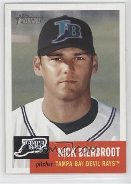 2002 Topps Heritage #367 - Nick Bierbrodt