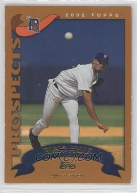 2002 Topps Limited Edition #685 - Pablo Arias