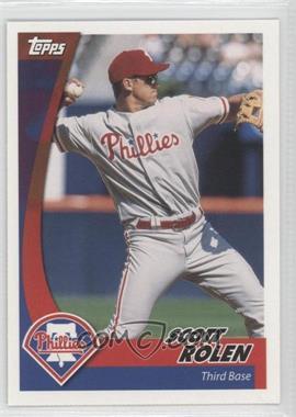 2002 Topps Post - [Base] #14 - Scott Rolen