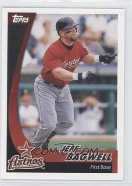 2002 Topps Post - [Base] #16 - Jeff Bagwell