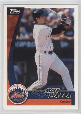 2002 Topps Post - [Base] #4 - Mike Piazza