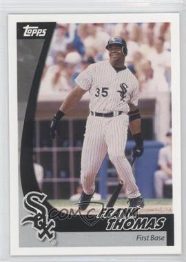 2002 Topps Post #13 - Frank Thomas