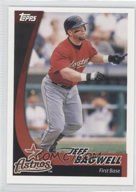2002 Topps Post #16 - Jeff Bagwell