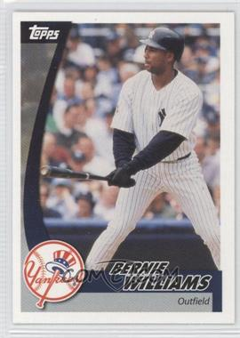 2002 Topps Post #3 - Bernie Williams