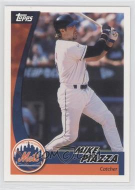 2002 Topps Post #4 - Mike Piazza