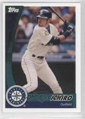 2002 Topps Post #9 - Ichiro Suzuki