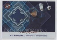 Alex Rodriguez /1000