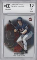 David Wright /799 [ENCASED]