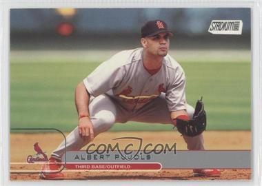 2002 Topps Stadium Club [???] #5 - Albert Pujols