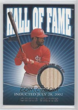 2002 Topps Traded [???] #HOF-OS - Ozzie Smith