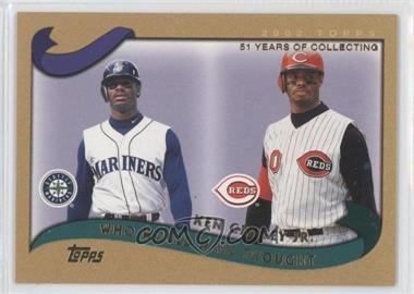 2002 Topps Traded Gold #T274 - [Missing] /2002