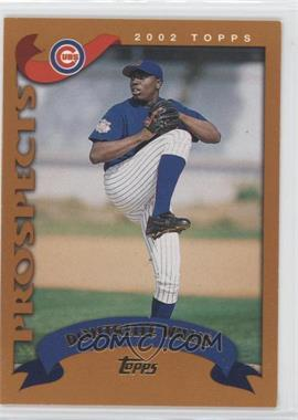 2002 Topps Traded #T262 - Dontrelle Willis