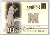 Mickey Vernon