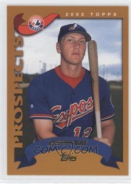 2002 Topps #326 - Jason Bay