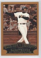 Barry Bonds Race to Seventy Home Run #1