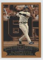 Barry Bonds (Race to Seventy Home Run #61)