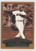 Barry Bonds (Race to Seventy Home Run #9)
