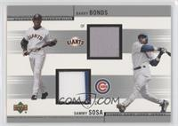 Barry Bonds, Sammy Sosa