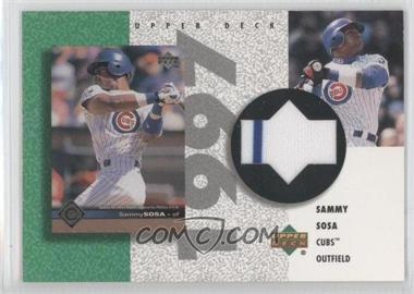 2002 Upper Deck Authentics - Retro UD Jerseys - Non-Numbered #R-SS - Sammy Sosa