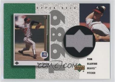 2002 Upper Deck Authentics - Retro UD Jerseys - Non-Numbered #R-TG - Tom Glavine