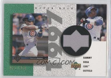 2002 Upper Deck Authentics [???] #R-55 - Sammy Sosa