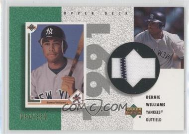 2002 Upper Deck Authentics [???] #R-BW - Bernie Williams /350